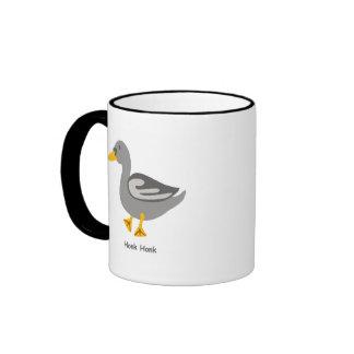 Honk. Honk. Goose Coffee Mug