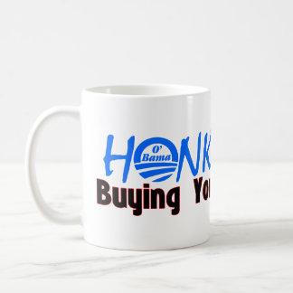 Honk If I'm Buying Your Healthcare Coffee Mug