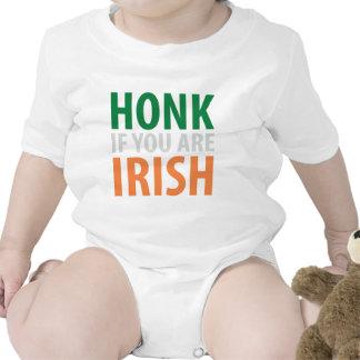 honk if you are irish t shirt