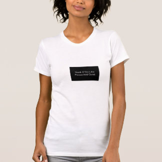 Honk If You Like Peace And Quiet T-Shirt