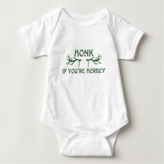 honk if youre herney green t shirts