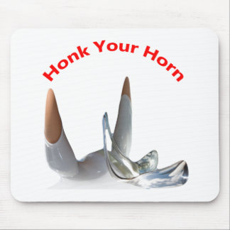 Honk Your Horn Mouse Pad