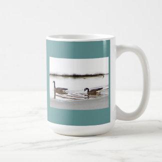 Honkers - Canada Geese Coffee Mug