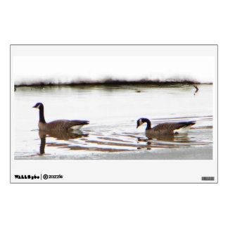 Honkers - Canada Geese Wall Sticker