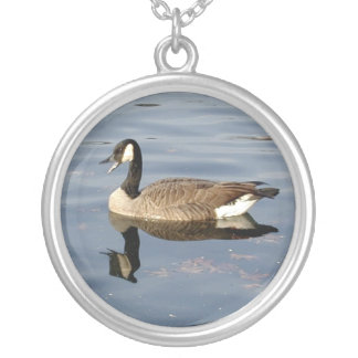 Honking Goose necklace
