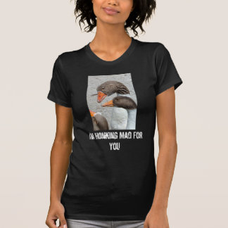 Honking Mad Woman's T-Shirt