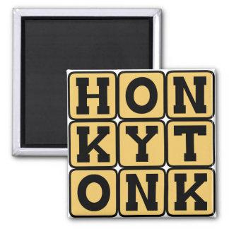 Honky Tonk, Music Genre Fridge Magnets