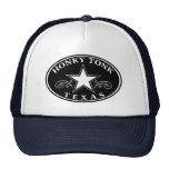 Honky Tonk Texas Country Star Trucker Hat