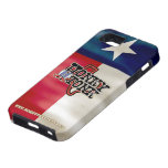 Honky Tonk Texas Flag iPhone 5 Covers