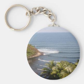 Honoli'i Beach Keychain