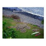 Honoli'i Beach Park Hawaii Postcard