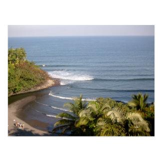Honoli'i Beach Postcard