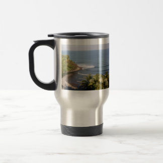 Honoli'i Beach Travel Mugs