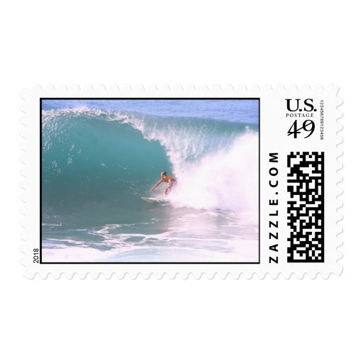 Honolua Bay First Class! Postage Stamps
