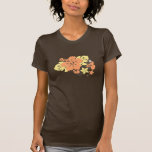 Honolua Hibiscus Gal's T-Shirts