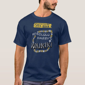 Honolulu Harry's Waikiki T-Shirt