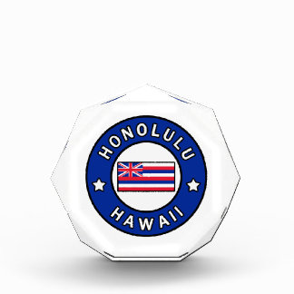 Honolulu Hawaii Award