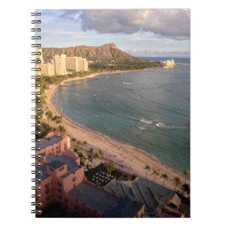 Honolulu, Hawaii Notebook