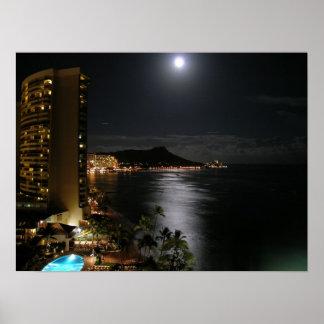 Honolulu Hawaii Poster