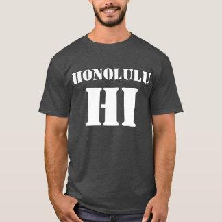 Honolulu Hawaii Tee Shirt