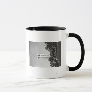 Honolulu, Hawaii - The Aloha Tower Photograph Mug