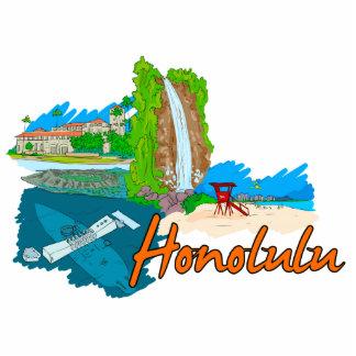 Honolulu - Hawaii - United States of America.png Photo Cutout