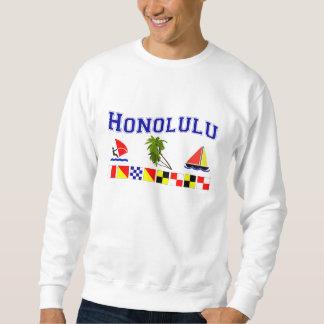 Honolulu, HI Sudadera
