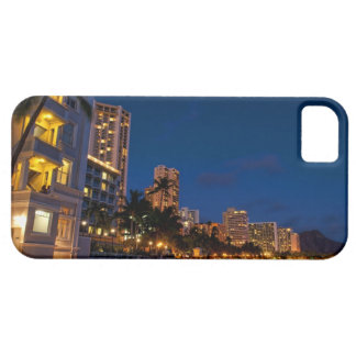 Honolulu, Oahu, Hawaii. Night exposure of iPhone SE/5/5s Case