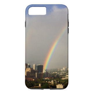 Honolulu Rainbow iPhone 8 Plus/7 Plus Case