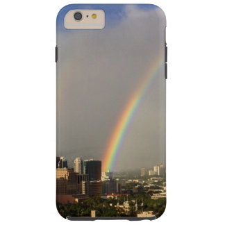 Honolulu Rainbow Tough iPhone 6 Plus Case