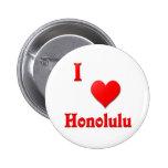 Honolulu -- Rojo Pin
