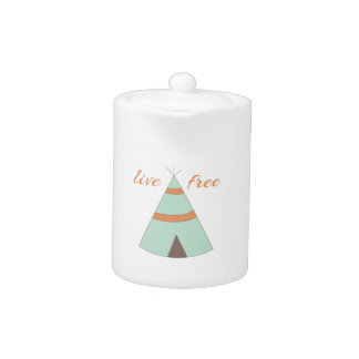 Honor American Indian heritage with a sweet teepee