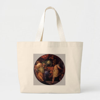 Honor by Paolo Veronese Jumbo Tote Bag
