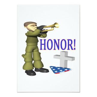 Honor Card