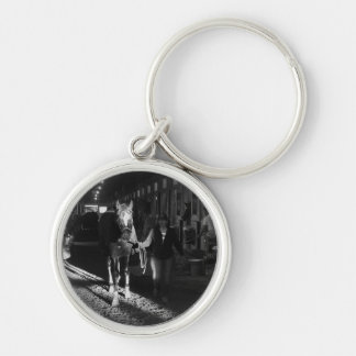 Honor Code at Belmont Park Keychain