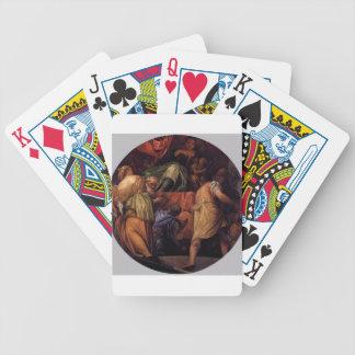 Honor de Paolo Veronese Baraja Cartas De Poker