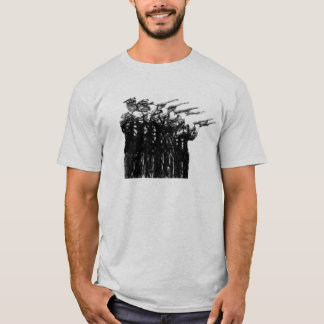 Honor Guard Firing Party T-Shirt