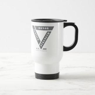 Honor Justice Strength Travel Mug