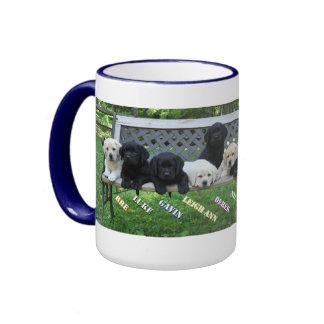 Honor Litter Bench Mug