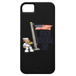Honor Memorial Day iPhone SE/5/5s Case