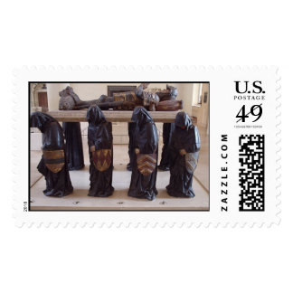 Honor our fallen heros postage