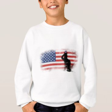 USA Themed Honor Our Heroes On Memorial Day Sweatshirt