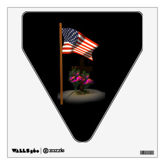 Honor Our Soldiers Wall Decal