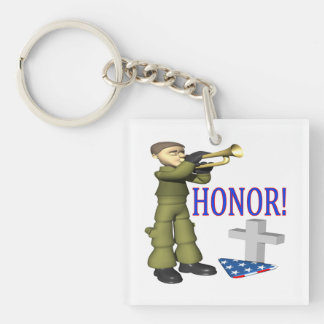 Honor png acrylic key chains