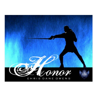 Honor-Post Card