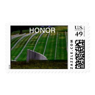 Honor Postage