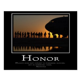 Honor print