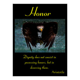 Honor Posters eagle 20