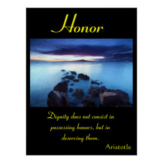 Honor Posters  land 34