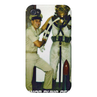 Honor Runs Deep! iPhone 4 Speck Case iPhone 4/4S Cases